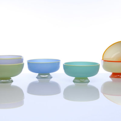 Footed Bowls, available in small & large